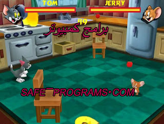 تحميل لعبة توم وجيري 2018 للكمبيوتر