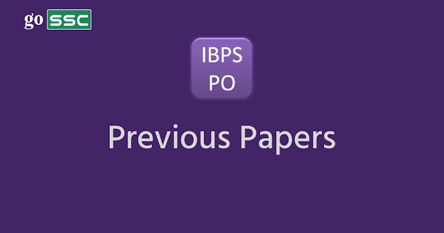 ibps-previous-papers