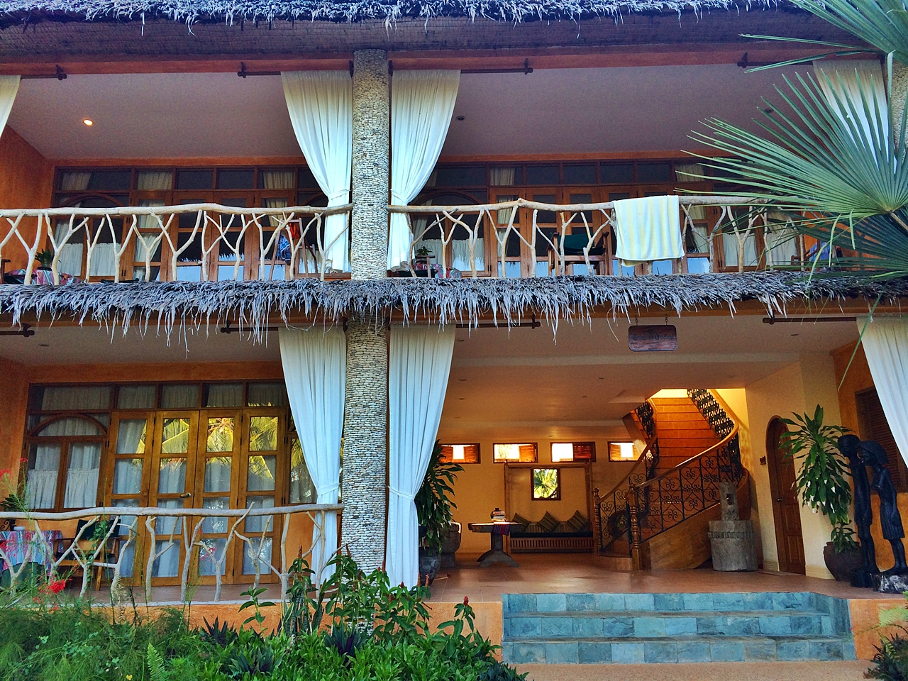 Where to Stay   Siquijor   Coco Grove Beach Resort - Nomadic Experiences