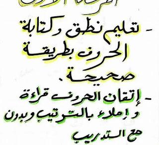 مذكرة تأسيس لغة عربية للأطفال pdf مذكرة تأسيس الأطفال في اللغة العربية 2019