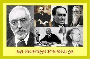 La Generación del 98, características y representantes