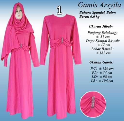 Tunik Baju Muslim Gamis Modern Gamis Muslimah Cantik Dan