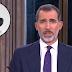 Pablo Echenique destroza el discurso del rey Felipe VI