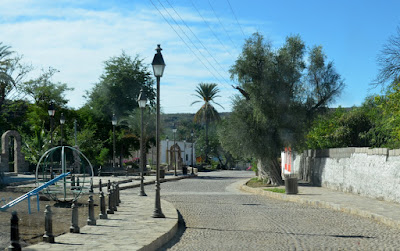 Village of San Jose de Comondu