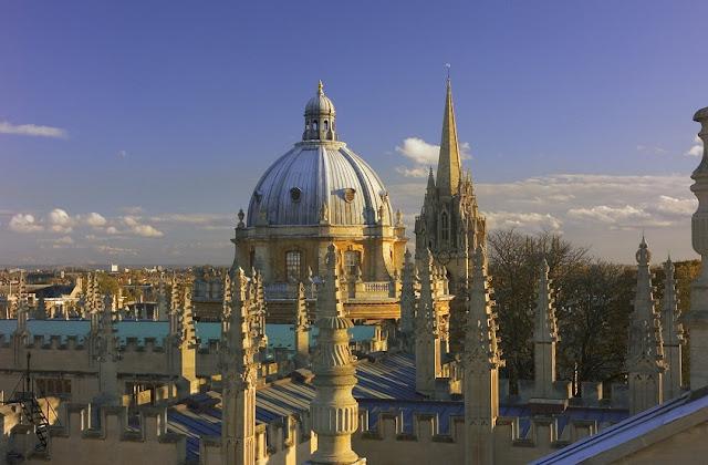 Baladas em Oxford