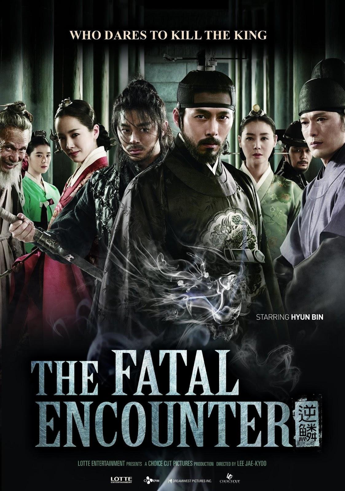 The Fatal Encounter พลิกแผนฆ่า โค่นบัลลังก์ [HD][พากย์ไทย]