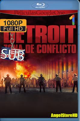 Detroit Zona De Conflicto (2017) [1080p BRRip] [Inglés] [Google Drive] – By AngelStoreHD