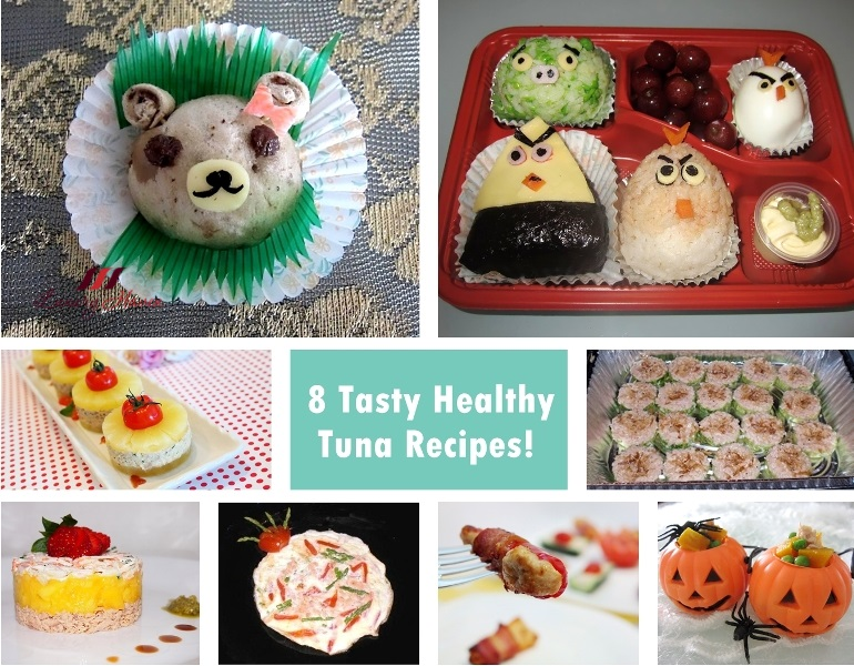 cute kids friendly healthy ayam brand tuna recipes