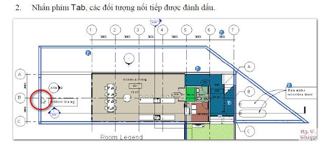 Cách chọn đối tượngk trong Revit 2014 đến 2016 Chon-dtuong-4
