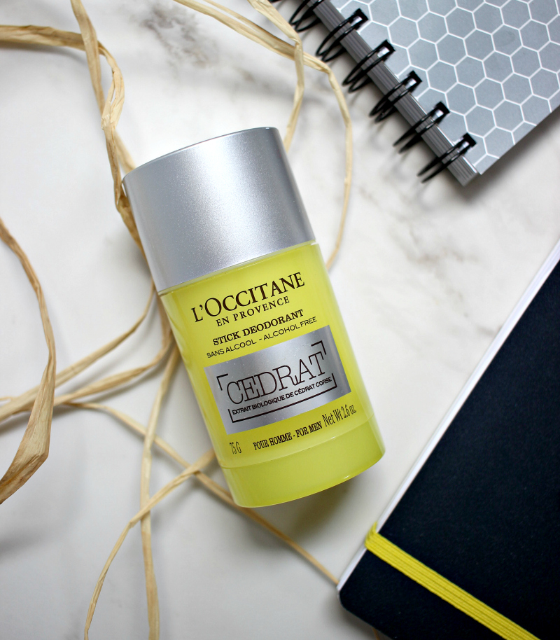 L'Occitane Cedrat dezodorans u stiku