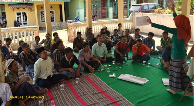 Pengalaman Menjadi Fasilitator Pemetaan Potensi Desa di Kalianda, Lampung Selatan