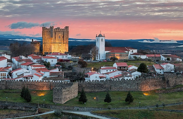 Augar carro em Bragança e em Portugal