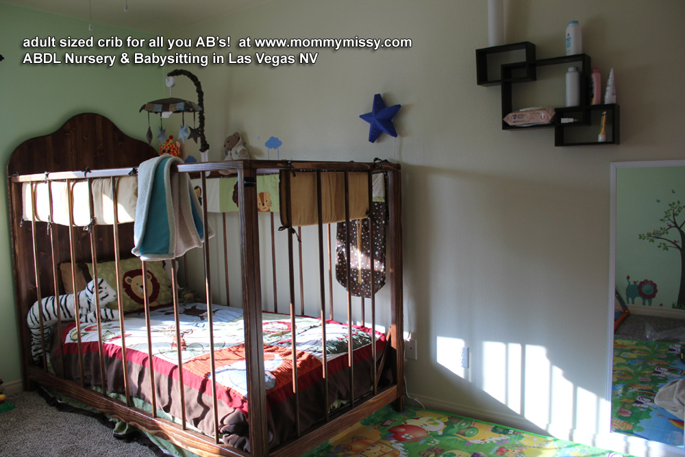I Need A Mommy Abdl Adult Baby Nursery In Las Vegas