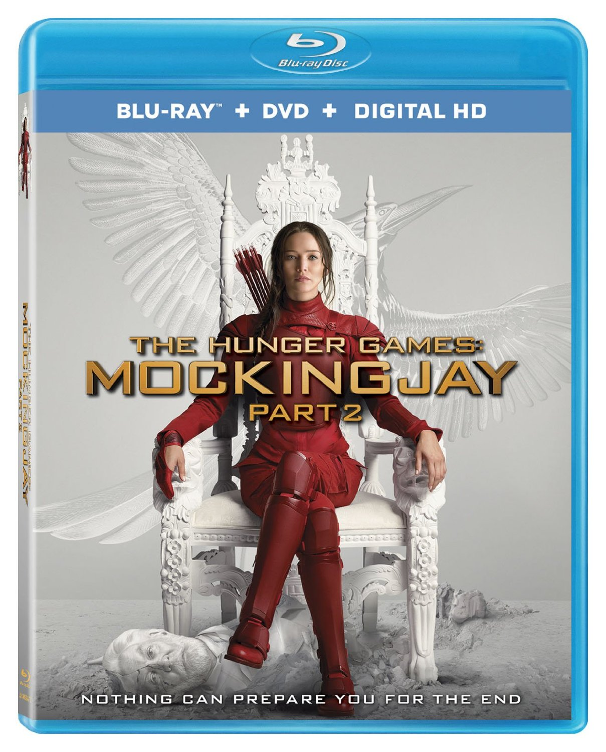 The Hunger Games: Mockingjay Part 2 [Blu-ray] (2015)