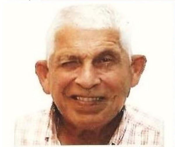 Marcha recordando al hombre desaparecido en Agüimes