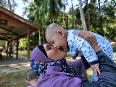Trip ke Pulau Tiga : Our Sweet Moments
