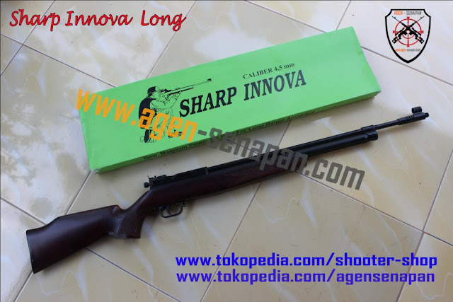 sharp innova long senapan murah | www.agen-senapan.com