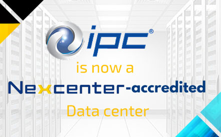 IPC is now Nexcenter accredited