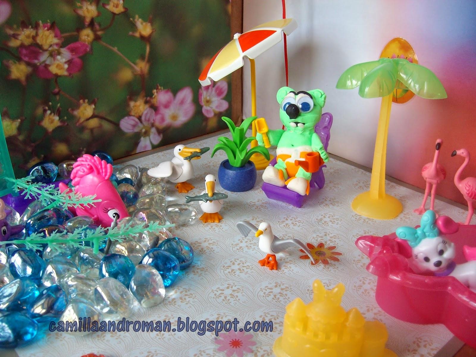 Camilla And Roman Gummy Bear Preschool Activities