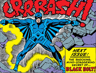 1st Black Bolt