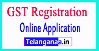 GST Registration Steps for GST Registration Online