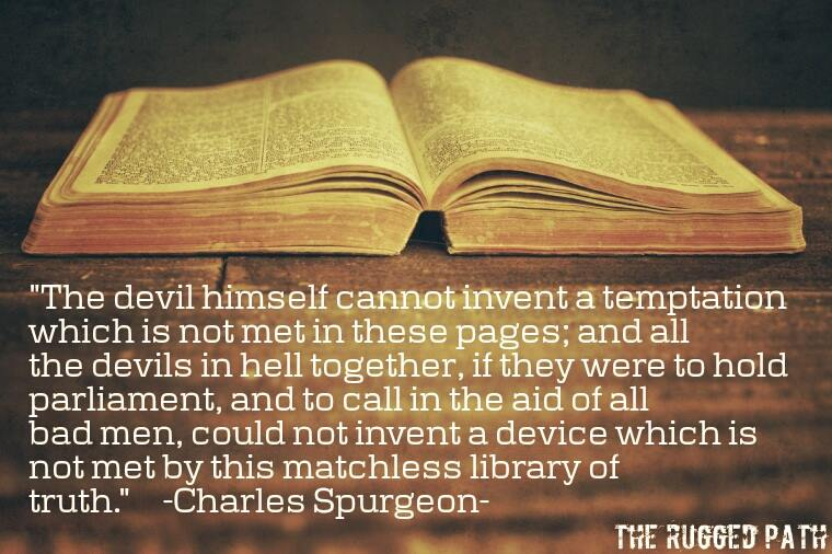 Charles Spurgeons Warning On Taking Scriptures Out Of Context