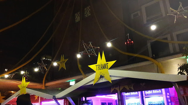 Weihnachtsmarkt an der Lutherkirche, Köln