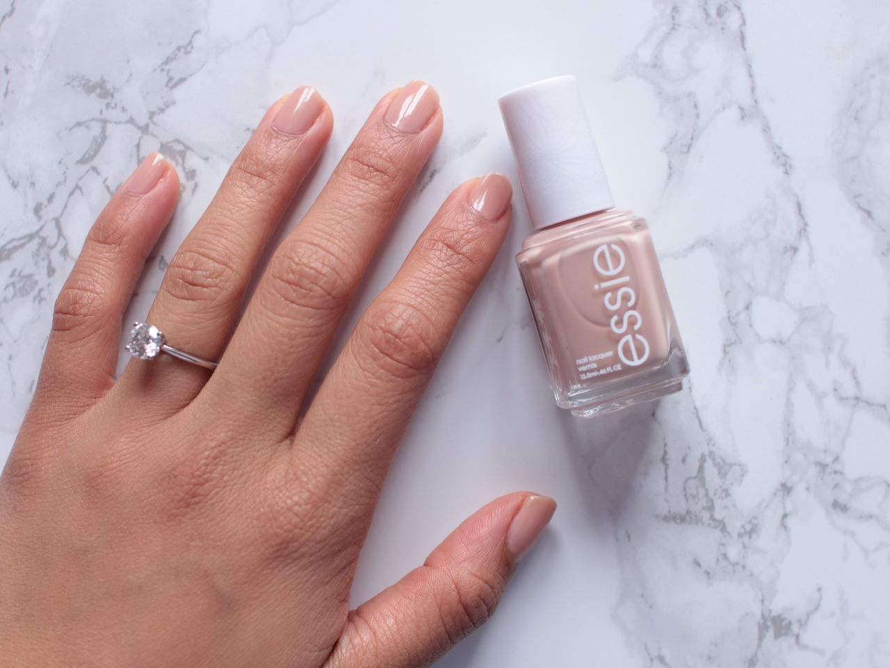 Mani Monday | Essie | Brides To Be - Stylish&Literate - A ...