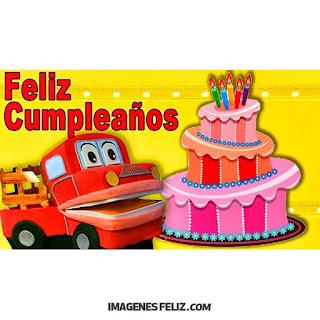 Feliz Cumpleaños Bebé