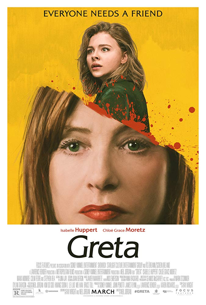 Greta 2019 Full Movie Download HD