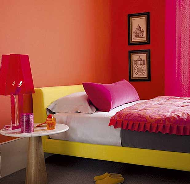 Desain Interior Kamar Tidur Kecil Minimalist  Kamar Tidur