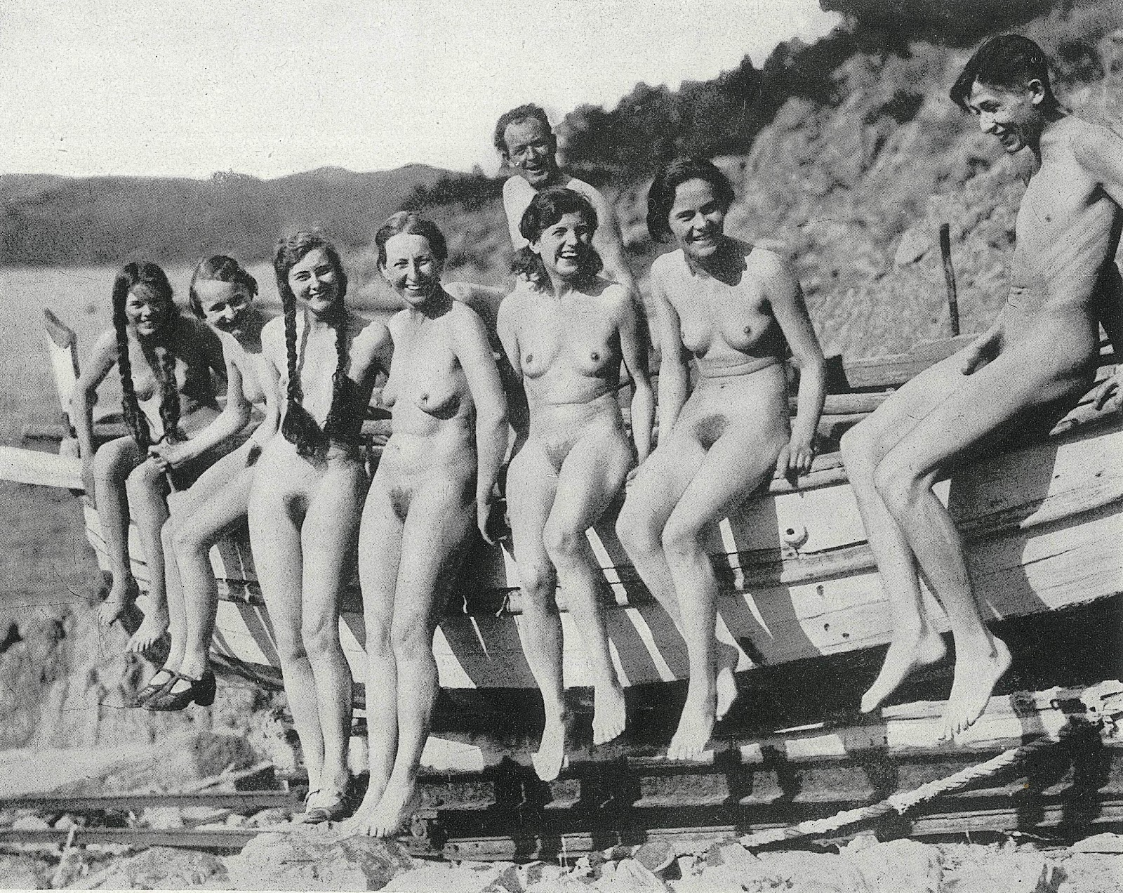 Big naked german girls virgin stories porn quality