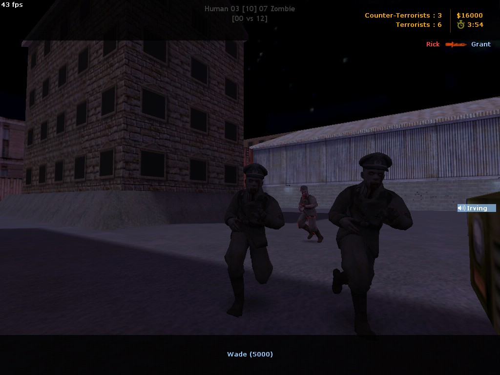 Counter-Strike : The Second War mod - Mod DB