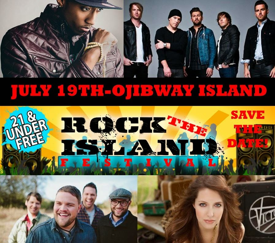 The Christian Music Junkie: Rock The Island 2014 Giveaway!!