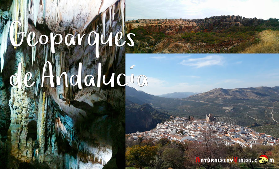 Geoparques Andalucia