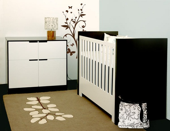 interior design: modern nursery ideas