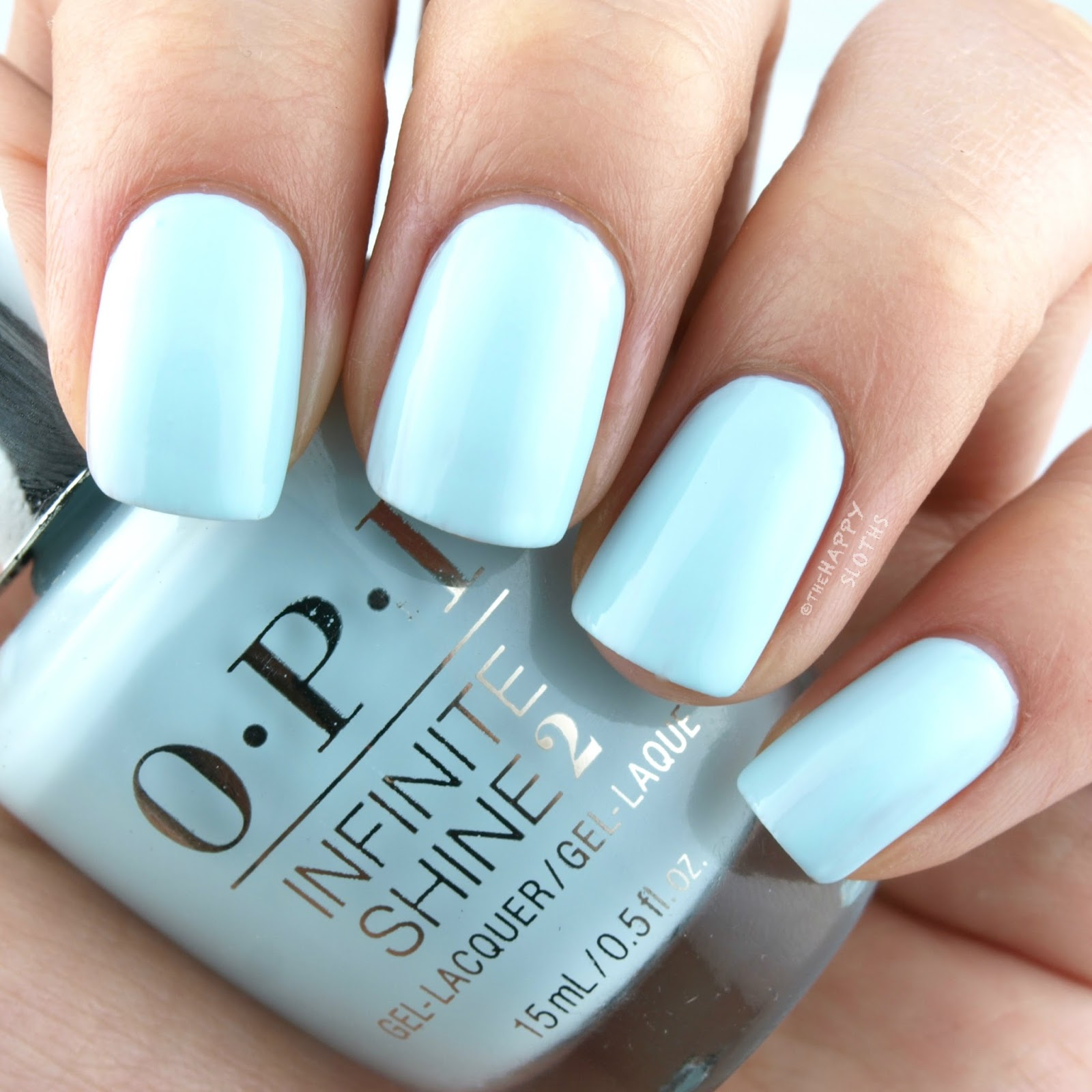 OPI Fiji Suzi Without a Paddle Swatches and Review