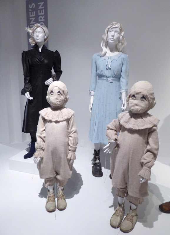 Miss Peregrines Home for Peculiar Children movie costumes