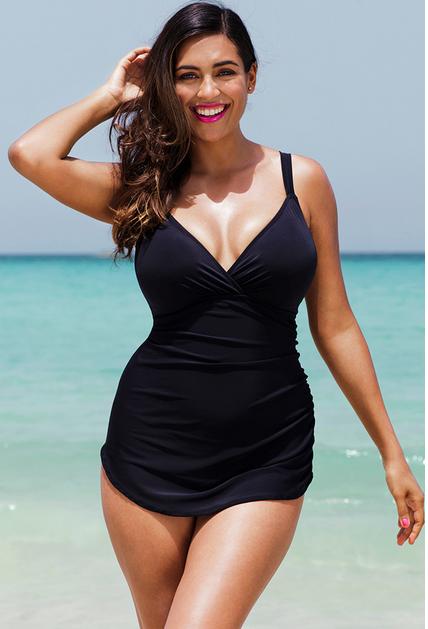 4bf7ca3fa9df Conoce el vestido de baño ideal según tu tipo de cuerpo! | F A T ...