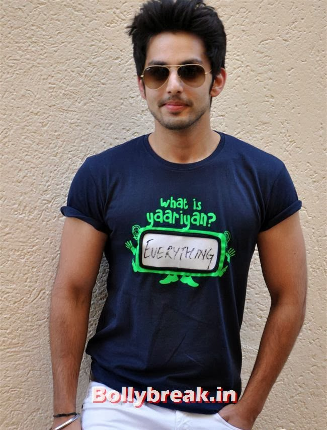 Himansh Kohli, Divya Khosla at Yaariyan DVD Launch