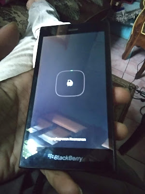 Reset Blackberry Z3