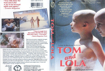 Том и Лола / Tom et Lola / Tom and Lola. 1990. DVD.