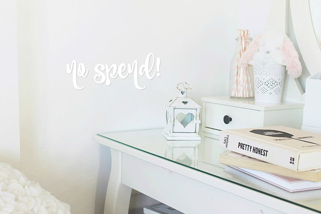 Pretty, girly and cosy/cozy room tips for girly room inspiration, no budget ways to revamp your home, ways to makeover your home without spending any money