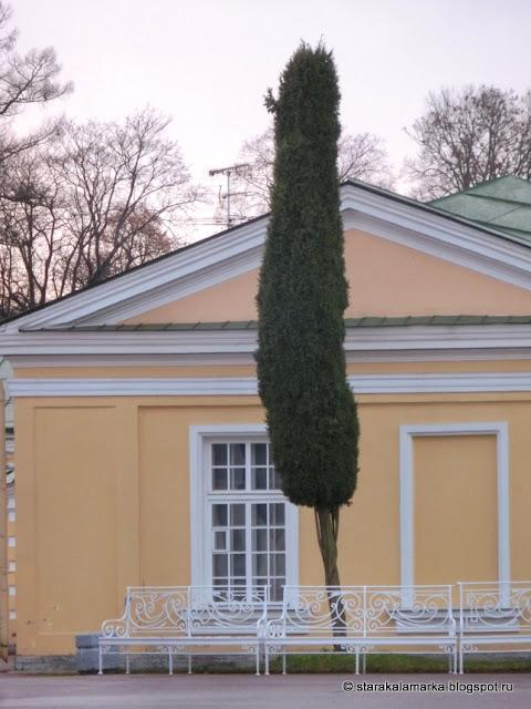 Екатерининский парк, Екатерининский дворец, Пригороды Петербурга