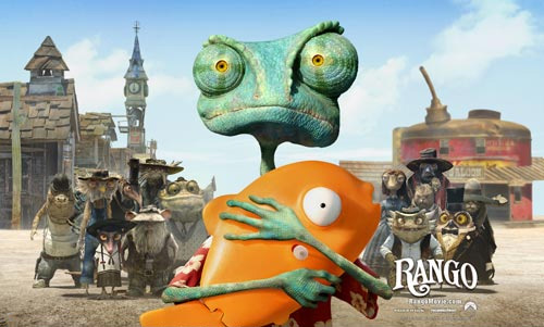 Rango Windows 7 Theme