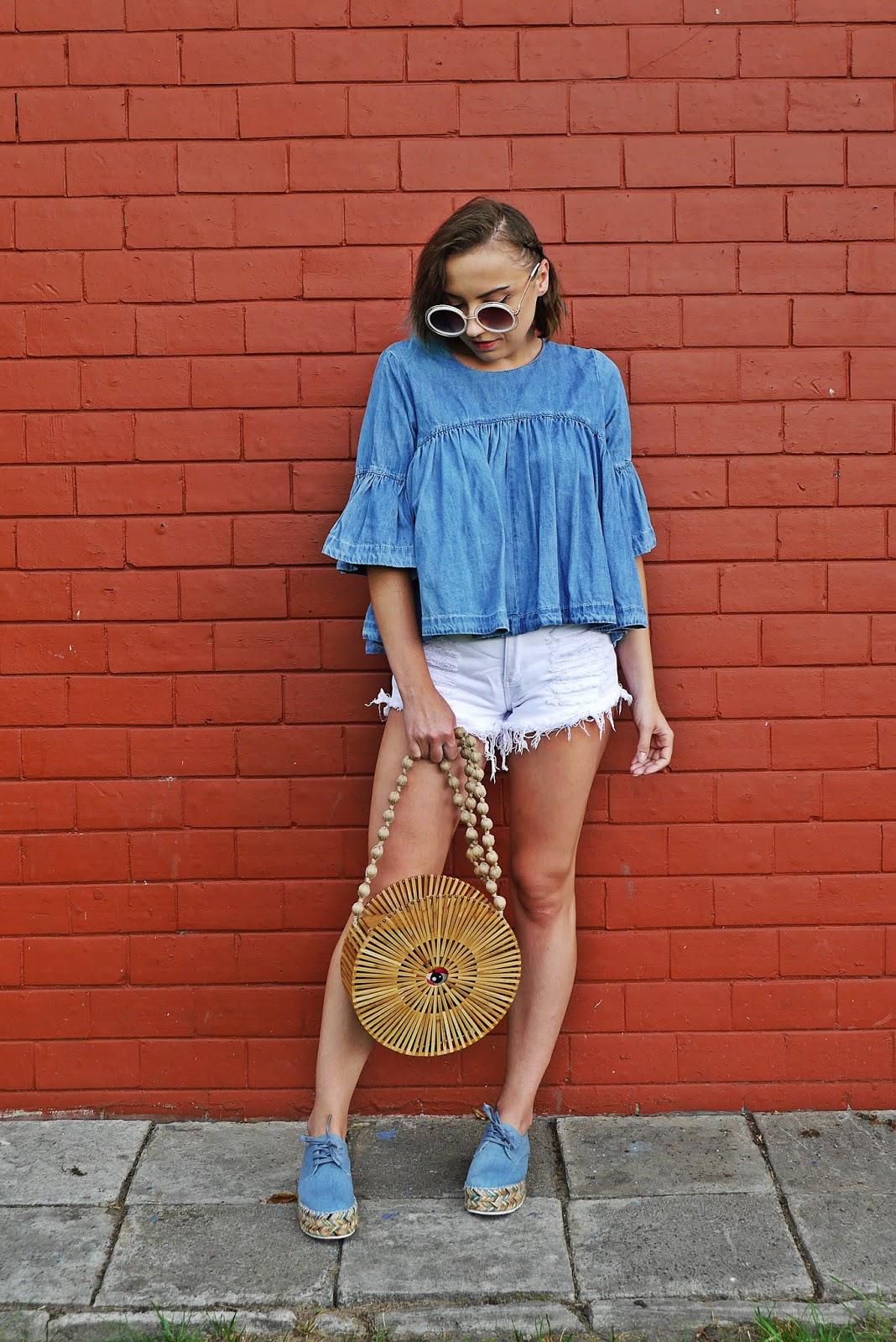 11_jeansowe_platformy_renee_biale_spodenki_duzy_top_karyn_blog_modowy_290718