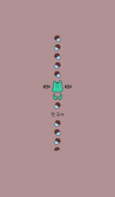 RISURISU korea 8