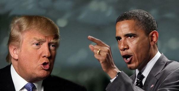 Trump amvaa Obama, ataka FBI ichunguzwe Kama Iliingilia Kampeni Zake
