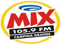 Rádio Mix FM 105,9 de Campina Grande PR