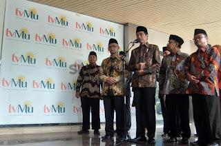 Hasil Dari Pertemuan Muhammadyah Dan Presiden, Muhammadiyah Pegang Komitmen Presiden Untuk Tidak Lindungi Ahok - Commando